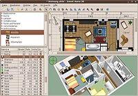 Sweet Home 3D Linux pour mac