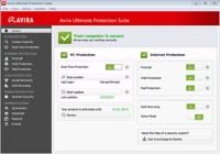 Avira Ultimate Protection Suite 2016 pour mac