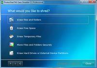 ProtectStar Data Shredder 2.0