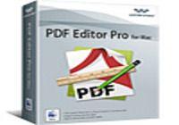 Wondershare PDF Editor Pro pour Mac pour mac