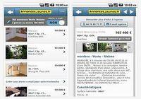 AnnoncesJaunes Immobilier iOS pour mac