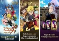 The Seven Deadly Sins: Grand Cross Android pour mac