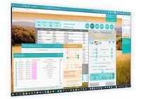 Barre Multi-logiciels - Budget Familial, database Journal intime pour mac