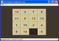 15 Classic Slide Puzzle pour mac