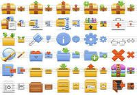 Archive Toolbar Icons