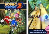 Sonic Dash 2 : Sonic Boom iOS pour mac