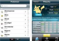 Pokemon Pokedex pour mac