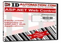 ASP.NET GS1 Databar Web Server Control pour mac