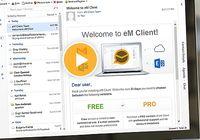 eM Client pour mac