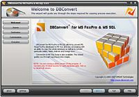 DBConvert for MS FoxPro & MS SQL