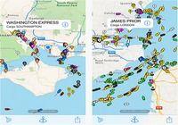 Ship Finder Free iOS