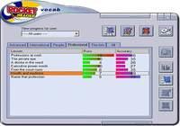 RocketReader Vocab British Edition pour mac