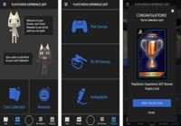 Experience Playstation iOS pour mac