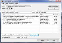 Magic Audio CD Burner pour mac