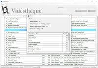 Vidéothèque (MicSoft) pour mac
