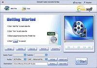 Emicsoft Convertisseur Audio pour Mac pour mac