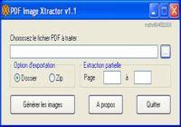 PDF Image Xtractor pour mac