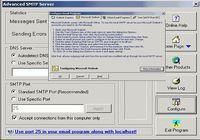 Advanced SMTP Server pour mac