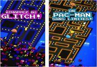 PAC-MAN 256 Labyrinthe infini iOS