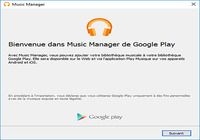 Google Play Music Manager pour mac