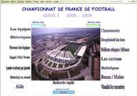 Ligue1 2008-2009 pour mac