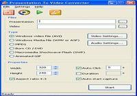 Presentation to Video Converter