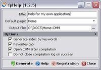 fpHelp Builder pour mac