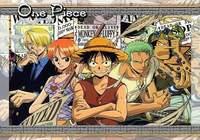 One Piece Shots Screensaver