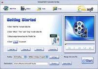Emicsoft M4V Convertisseur pour Mac pour mac