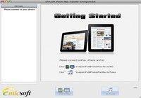 Emicsoft iPad en Mac Transfert pour mac