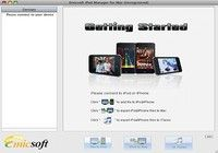 Emicsoft iPod Gestionnaire pour Mac pour mac