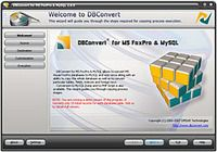 DBConvert for MS FoxPro & MySQL