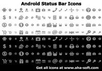 Android Status Bar Icons pour mac