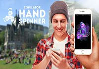 Hand Spinner Simulator iOS pour mac