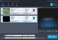 Aiseesoft MOD Convertisseur Vidéo pour mac