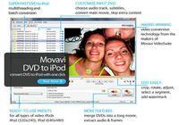 Movavi DVD to iPod pour mac