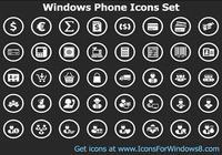 Windows Phone Icons Set pour mac