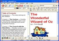 eBooksWriter PRO pour mac