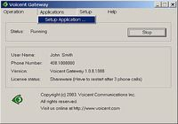 Voicent VoiceXML Gateway pour mac