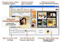 Movavi VideoMessage pour mac