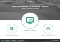 Kaspersky Security Scan pour mac