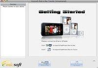 Emicsoft iPod en Mac Transfert pour mac