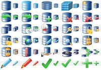 Perfect Database Icons pour mac
