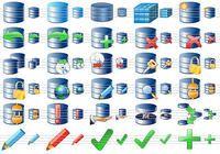 Perfect Database Icons