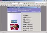 Omega Enterprise Manager