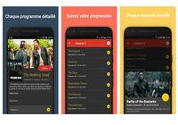 Hobi - Rappels de séries TV Android pour mac
