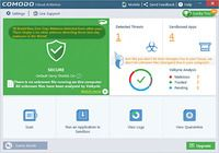 Comodo Cloud Antivirus pour mac