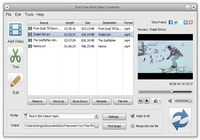 Your Free iPod Video Converter pour mac
