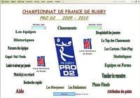 PRO D2  2009-2010 pour mac