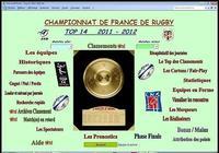 TOP 14  2011-2012 pour mac